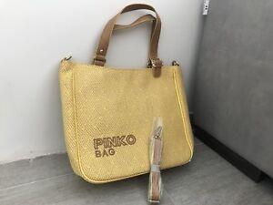 size 40 4f745 430bc Dettagli su Borsa Tracolla Donna Pinko Bag