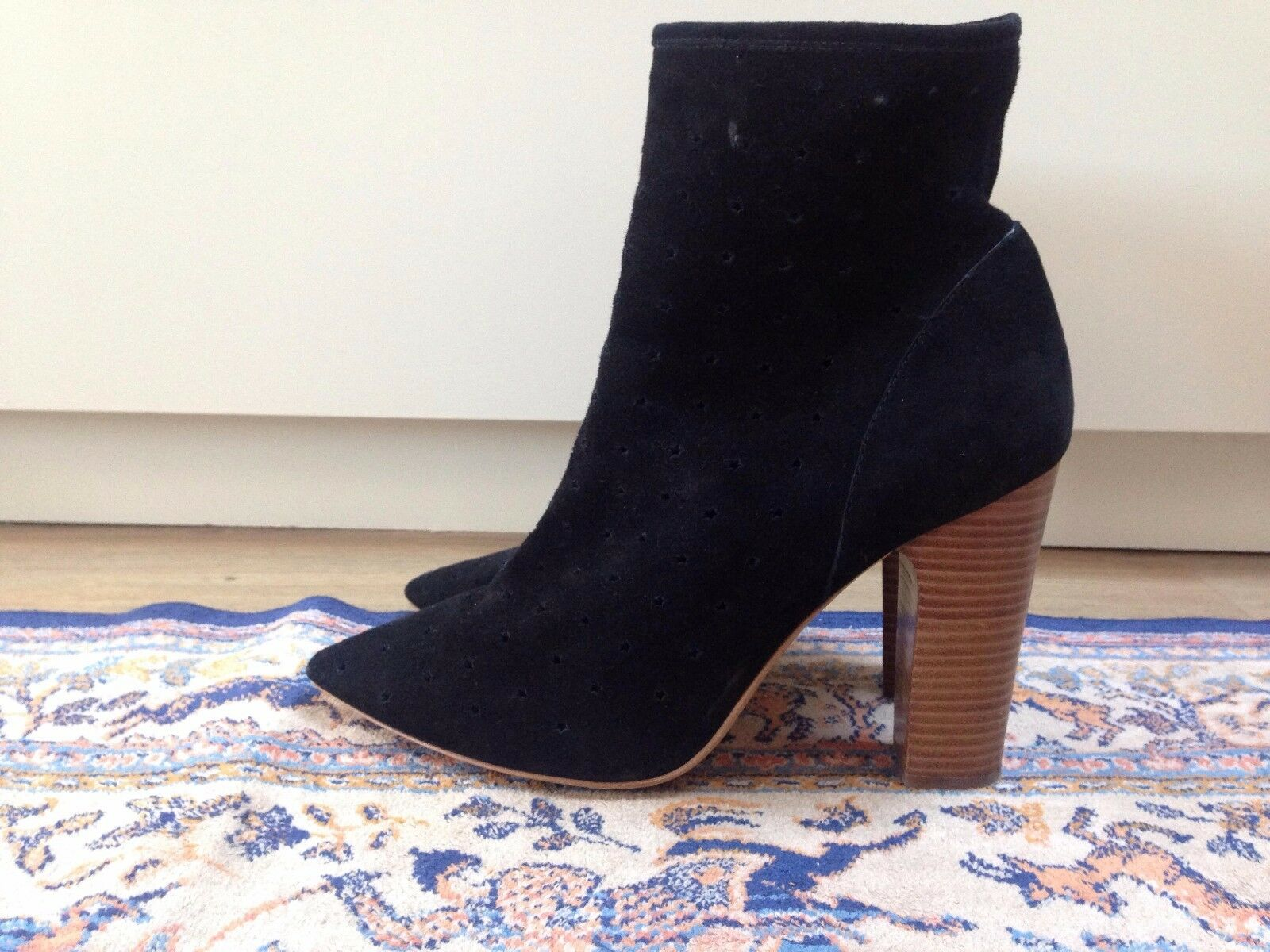 See By Chloe Sude Heels Boots Size Eu39 US8.5