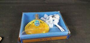 Toska Geschenkpackung mit Brosche - Ansteckblume  50/60er Jahre unbenutzt OVP