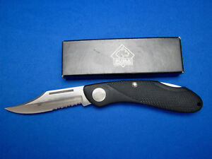 PUMA-VTG-PROTEC-Folding-Knife-231-385-1996-Made-In-Germany-In-Mint-Condition-1