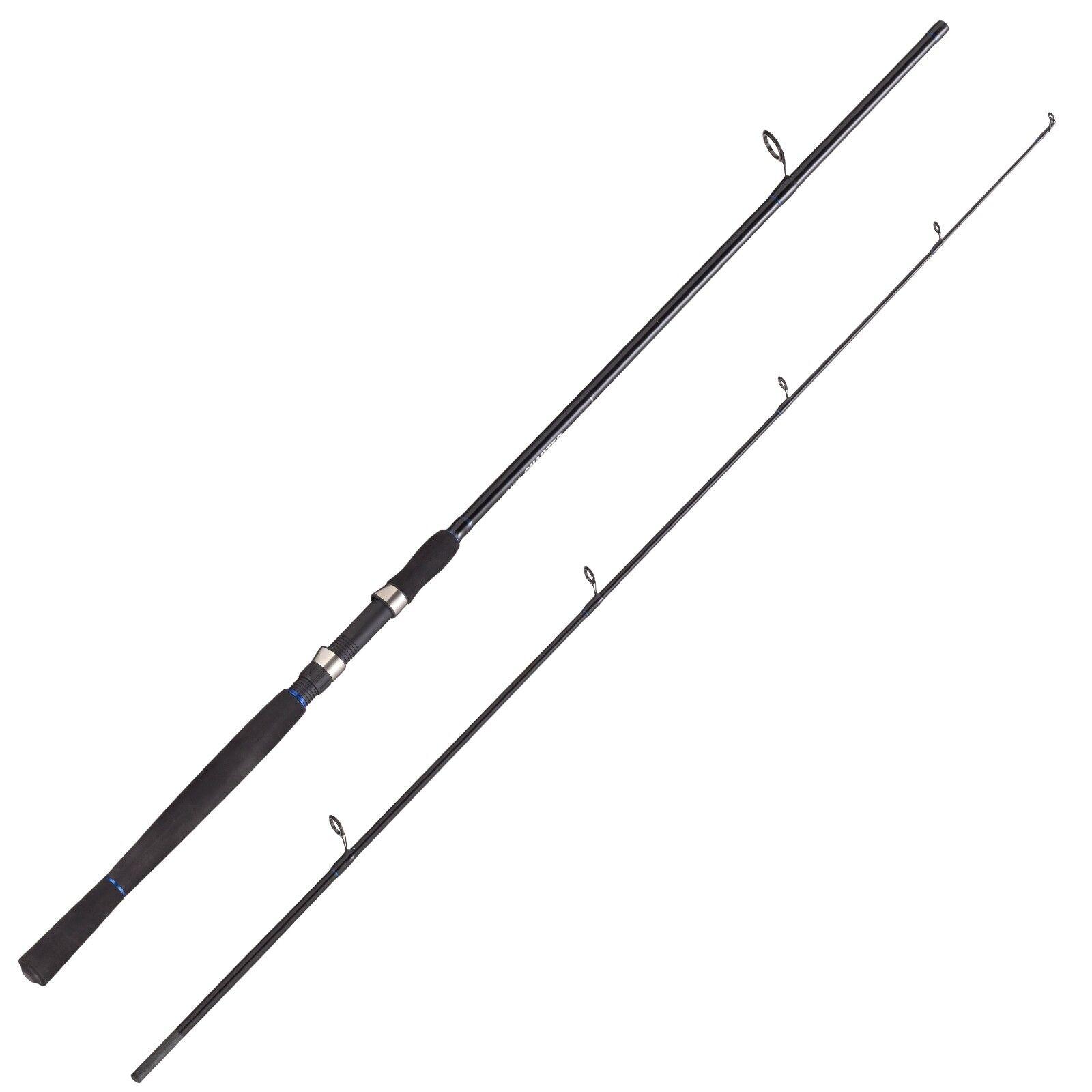 FLADEN Canna da pesca – charter tua portata 2,10m 5-20g