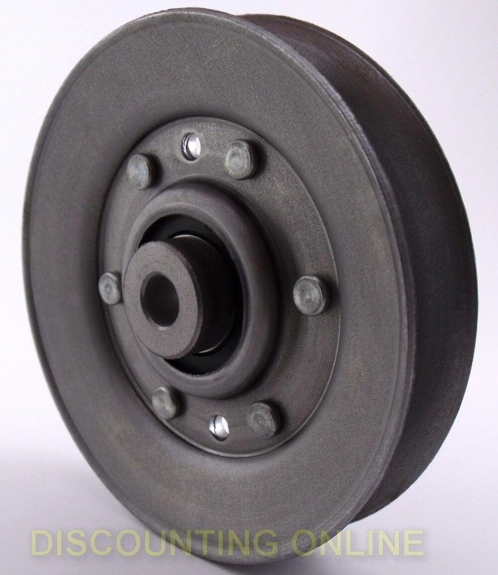 Steel V-idler Pulley For 146763 532146763 173902 Craftsman Poulan Husqvarna