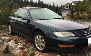 1998 Acura CL 3.0