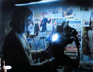Mickey-Rourke-Autographed-11X14-Photo-Iron-Man-2-Whiplash-JSA-F60730