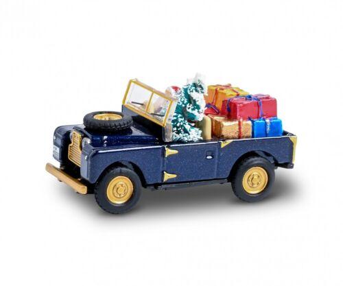 Schuco 452656100 Neuware MHI Land Rover Weihnachten 2020 1:87