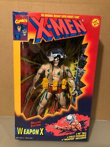 Marvel-Comics-X-Men-Deluxe-Edition-Weapon-X-10-inch-Action-Figure-Toy-biz