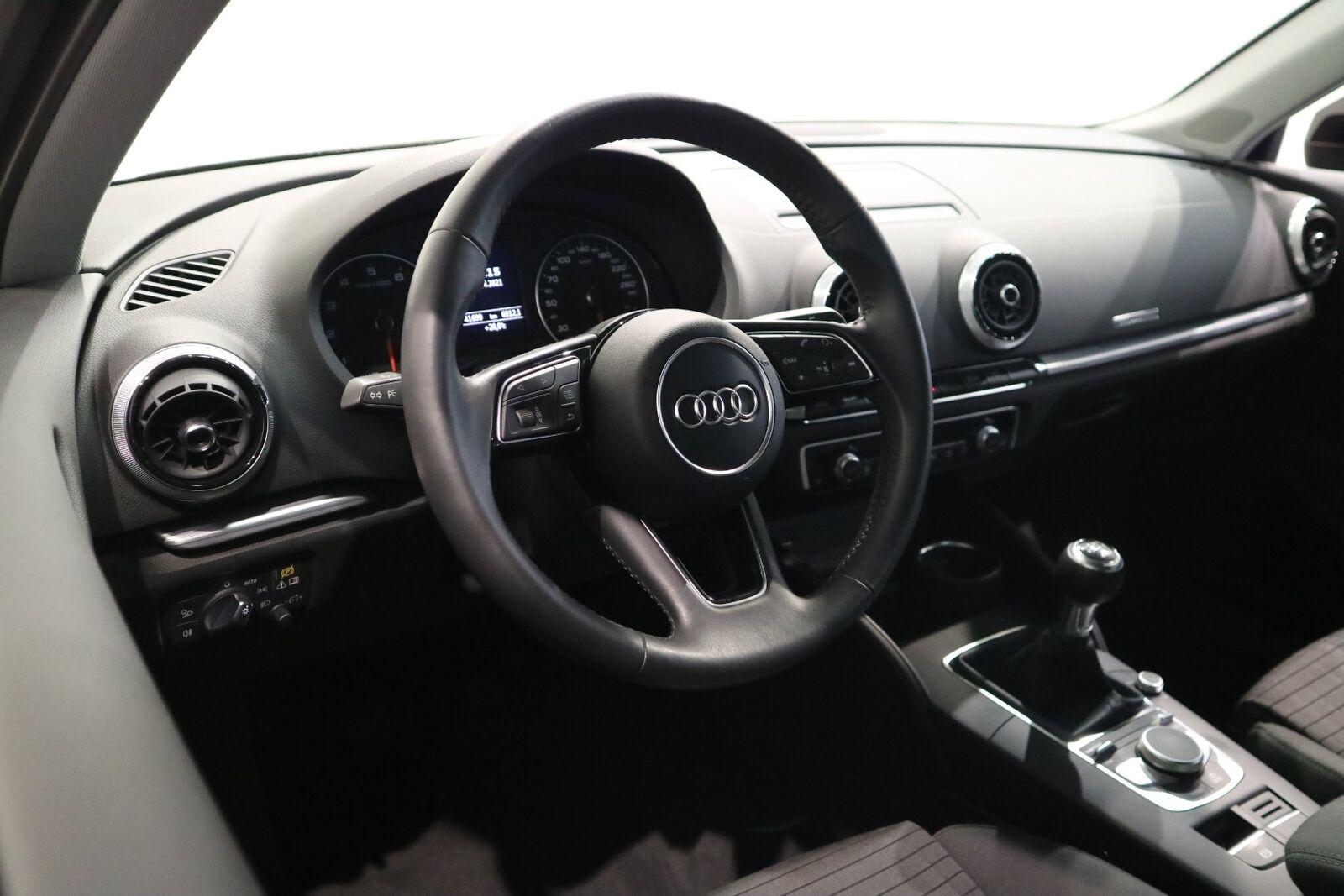 Audi A3 1,0 TFSi 116 Sport Sportback - billede 9