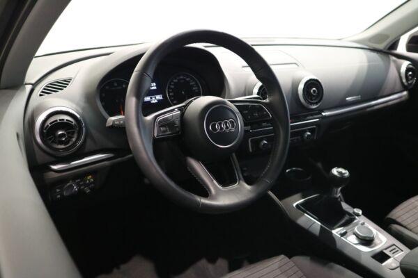 Audi A3 1,0 TFSi 116 Sport Sportback billede 9