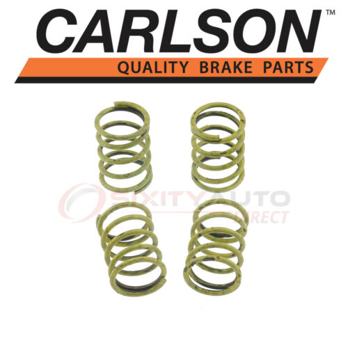 Carlson Rear Brake Shoe Hold Down Spring for 1960-1985 Chevrolet Impala um