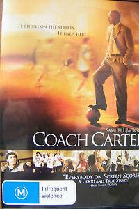 COACH-CARTER-Samuel-L-Jackson-Rick-Gonzalez-Robert-Ri-039-chard-DVD
