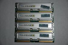 4GB Kit Samsung MR18R326GAG0-CT9Q1 ECC PC1066-32P RAMBUS RDRAM Server Memory RAM