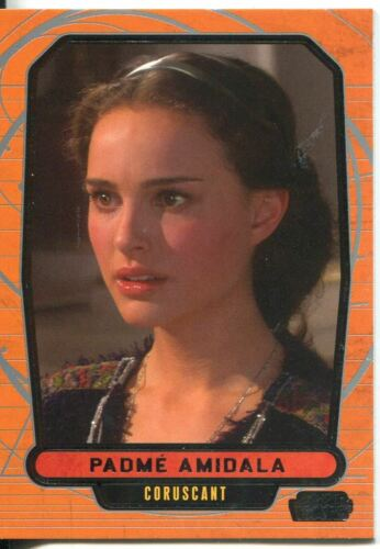 Star Wars Galactic Files 2 Base Card #434 Padm' Amidala