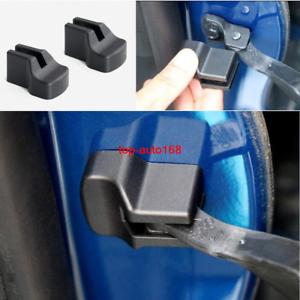Plastic Door Rust Lock Waterproof Protector Cover 2PC For Ford Mustang 2015-2019