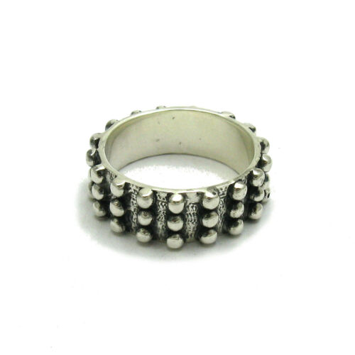 STERLING SILVER RING BAND SOLID 925 R001632 EMPRESS