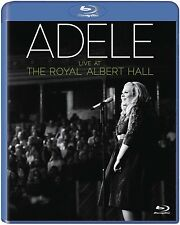 ADELE - LIVE AT THE ROYAL ALBERT HALL  2 BLU-RAY NEU