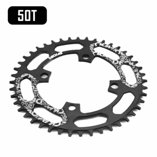 130BCD 50T 52T 54T 56T 58T MTB Road Bike Round Chainring For SRAM GXP