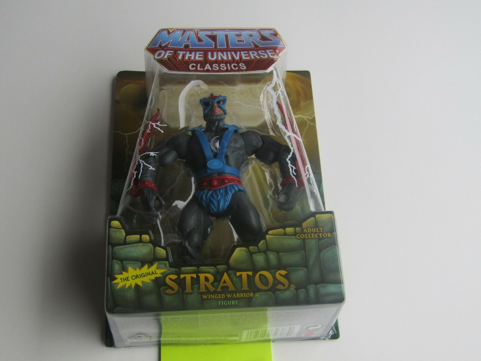 Mattel MOTUC MOTU Masters of the Universe Classic Shadow Beast