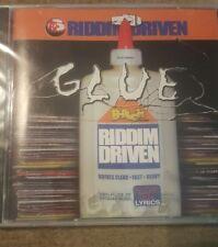 GLUE -Various Artists cd rare sean paul track- Reggae