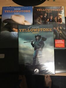 Yellowstone-Season-1-amp-2-amp-3-1-3-DVD-2020-Free-shipping-UK-region-1