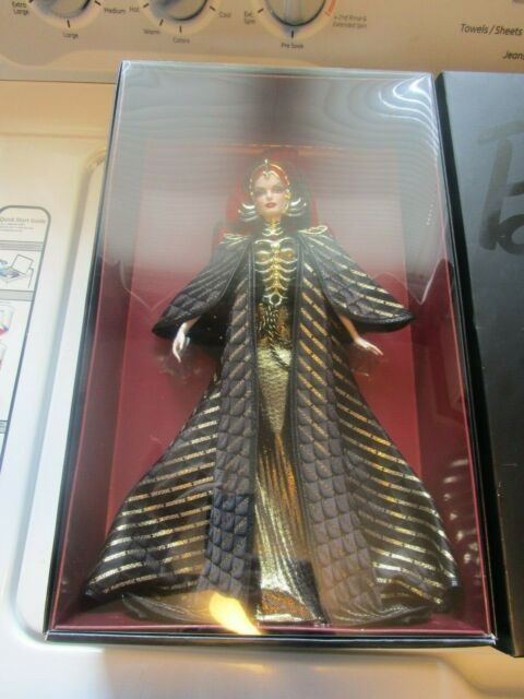 QUEEN OF THE CONSTELLATIONS BARBIE ADULT COLLECTOR GOLD LABEL DOLL NEW ONLY 7300