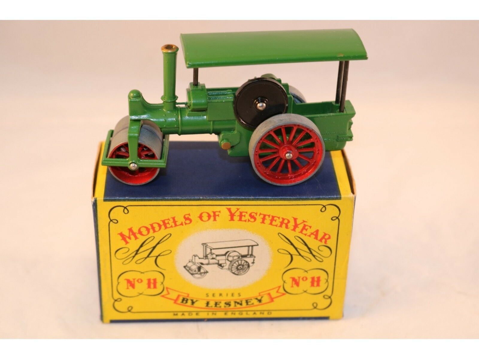 ventas en linea Matchbox Lesney models of YesterYear No 11 Aveling Aveling Aveling & Porter steam roller MIB  para mayoristas