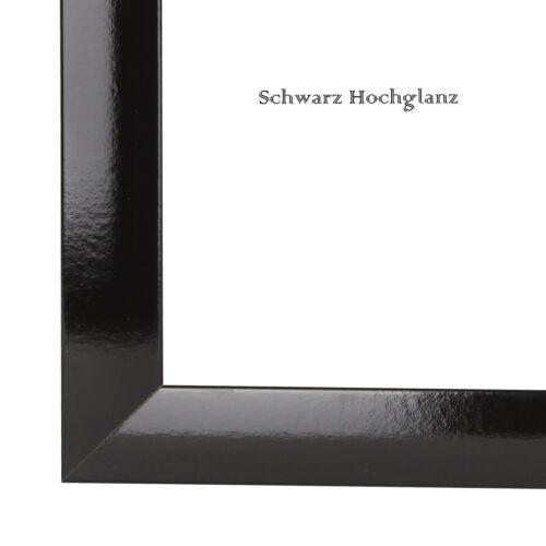 Bilderrahmen 22 Farben ab 44x54 bis 44x64 cm CAPRY Panorama Poster Rahmen Neu