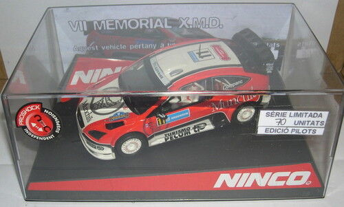 NINCO FORD FOCUS WRC VII MEMORIAL XMD LIMIT.ED 70UNITS MB