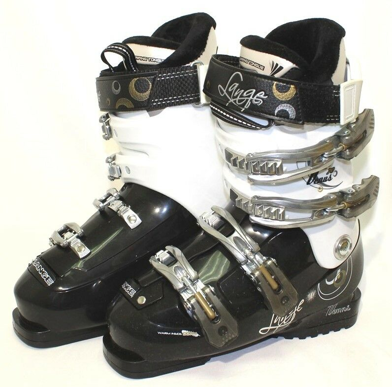 Lange Venus 70 Women's Ski Boots - Size 5.5    Mondo 22.5 New  fishional store for sale