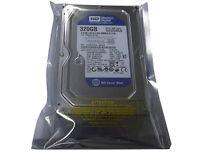 Wd Wd3200aajs 320gb 8mb Cache 7200rpm Sata2 3.5 Desktop Hard Drive -pc,cctv Dvr