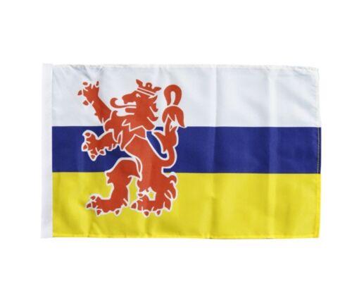 Niederlande Limburg Banner Limburger Fahnen Flaggen 30x45cm