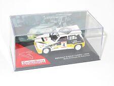 1/43 Renault 5 Maxi Turbo  Rally Principe de Asturias Spain 1986  C.Sainz