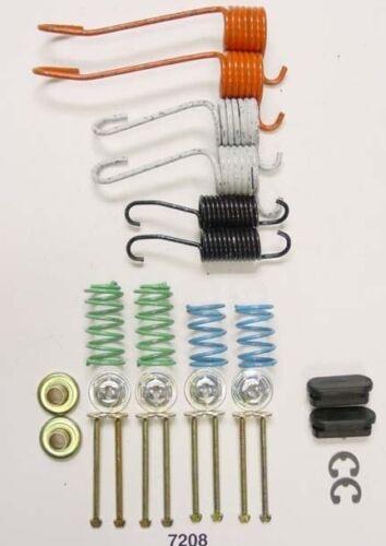 Drum Brake Hardware Kit Rear Better Brake 7208