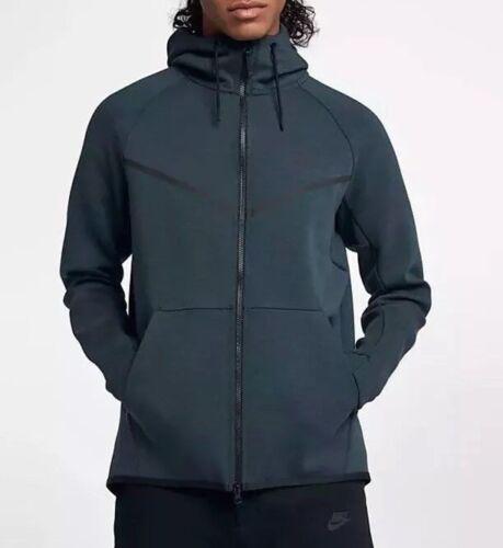 Tech Size Hoodie Full Rrp zip 805144 New 328 £90 Windrunner Nike S Fleece nAST6np