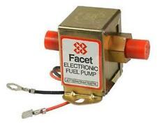 NEW 24V FACET SOLID STATE FUEL PUMP 4.5-9PSI ALL CARBURETED ENGINES FACET 40151