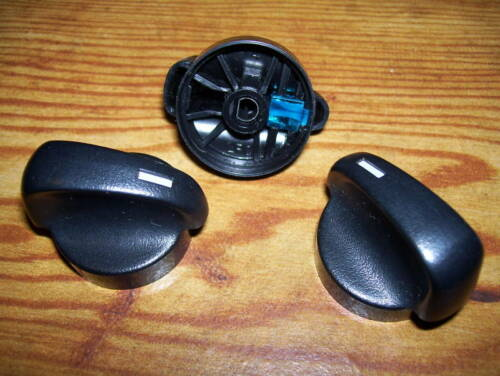 94-04 FORD MUSTANG HEATER CLIMATE CONTROL KNOBS knob set BLUE GT 98 99 97 00 01