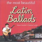 The Most Beautiful Latin Ballads (CD, 2011, Hanan Harchol)