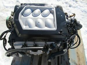 ACURA TL L V ENGINE AUTOMATIC TRANSMISSION BVA JDM JA - 99 acura tl transmission