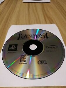 Rayman (Sony PlayStation 1, PS1) Disc Only Good