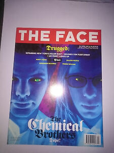 Face-Magazine-Vol-3-No-3-April-1997-Chemical-Brothers-MINT
