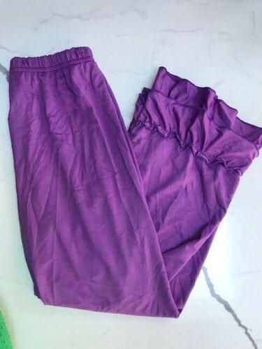 Purple Ruffle Dress Legging Set Charlie/'s Project CLOSEOUT FINAL SALE