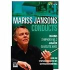 Mariss Jansons Conducts Brahms & Janacek (2013)