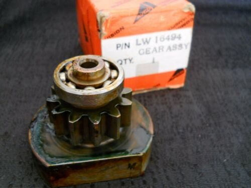 Lycoming NEW Gear Assy One 1 Retainer LW-16494 Superseded: LW-19096