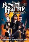 Jam Heavy Metal Guitar - Power To Rock (DVD, 2014)