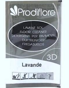PULITORE pavimento 10x20ml profumo detergente per disinfezione cura Pavimento Detergente