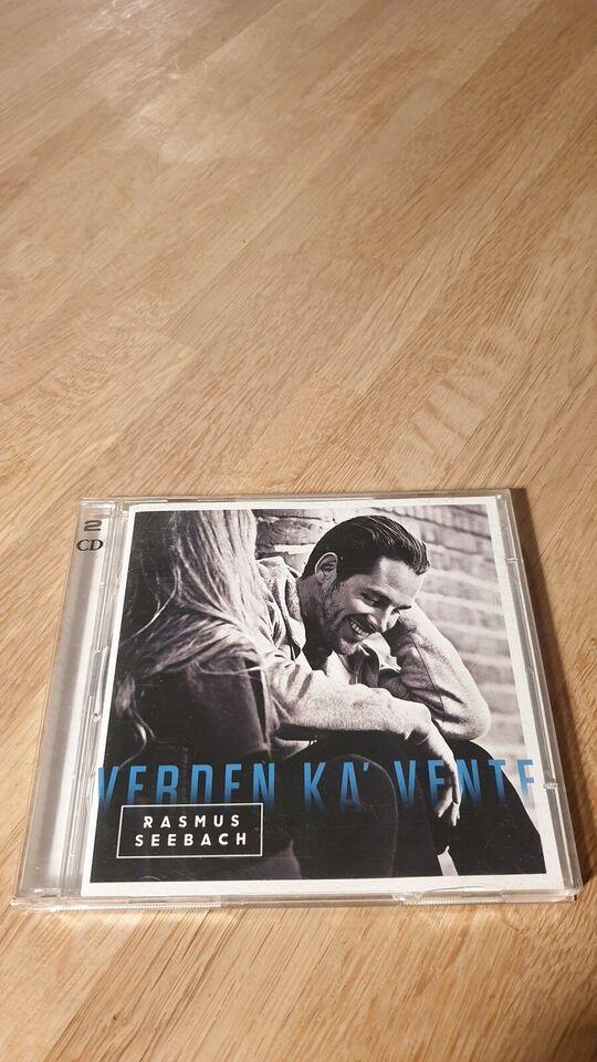 Rasmus Seebach: Verden Ka' Vente (Dobbelt Album), pop
