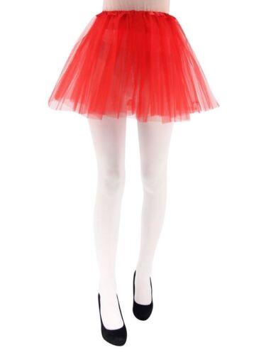 Adult Tutu Skirts Red