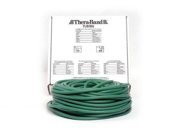 Tubing Tube 30,50 m grün stark grün m Thera Band NEU & OVP 288763