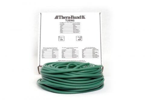 Tubing Tube 30,50 m stark grün Thera Band NEU /& OVP
