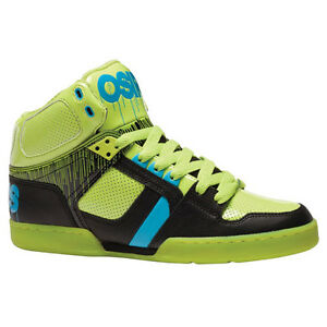 Osiris-Kids-NYC-83-Shoe-Lime-Cyan-skate-punk-emo-high-top-Supra-Bronx