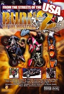 Burn-2-On-The-Westcoast-Motorrad-Freestyle-Stunts-Racing-Motorcycle-NEU
